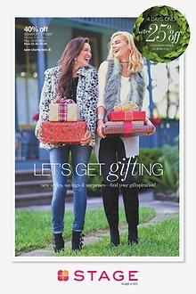Let's Get Gifting  -  Nov Week 2