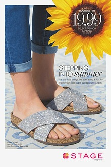 Step in to Summer