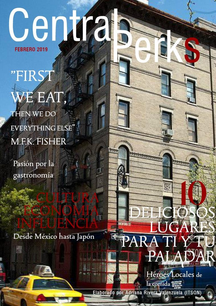 Gastronomía NY, NY Gastronomía en Nueva York