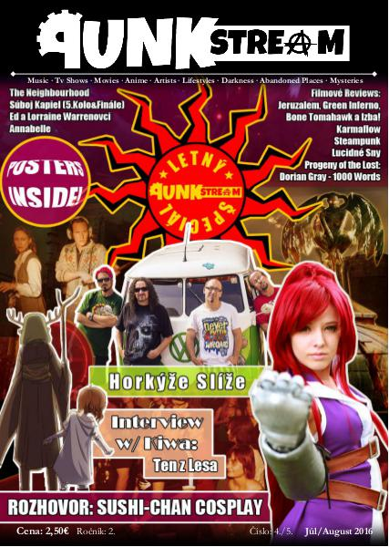 Punkstream Summer Issue 2016