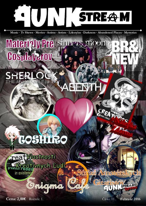 Punkstream February 2016