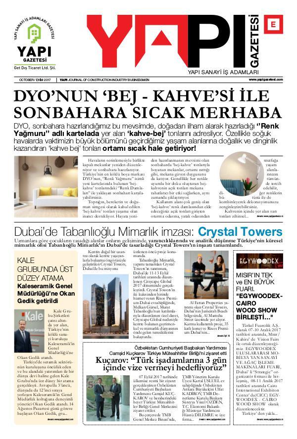 Yapı Gazetesi Sayı 2