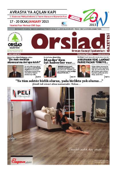 Sayı 7 - Ocak 2013