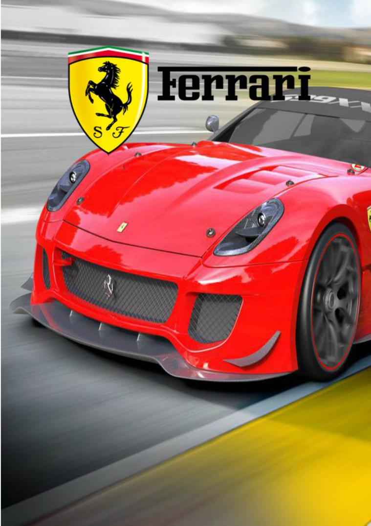 Ferrari ferrari a traves de loa años