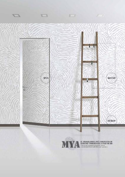 Catalogo Porte MYA Catalogo Porte MYA
