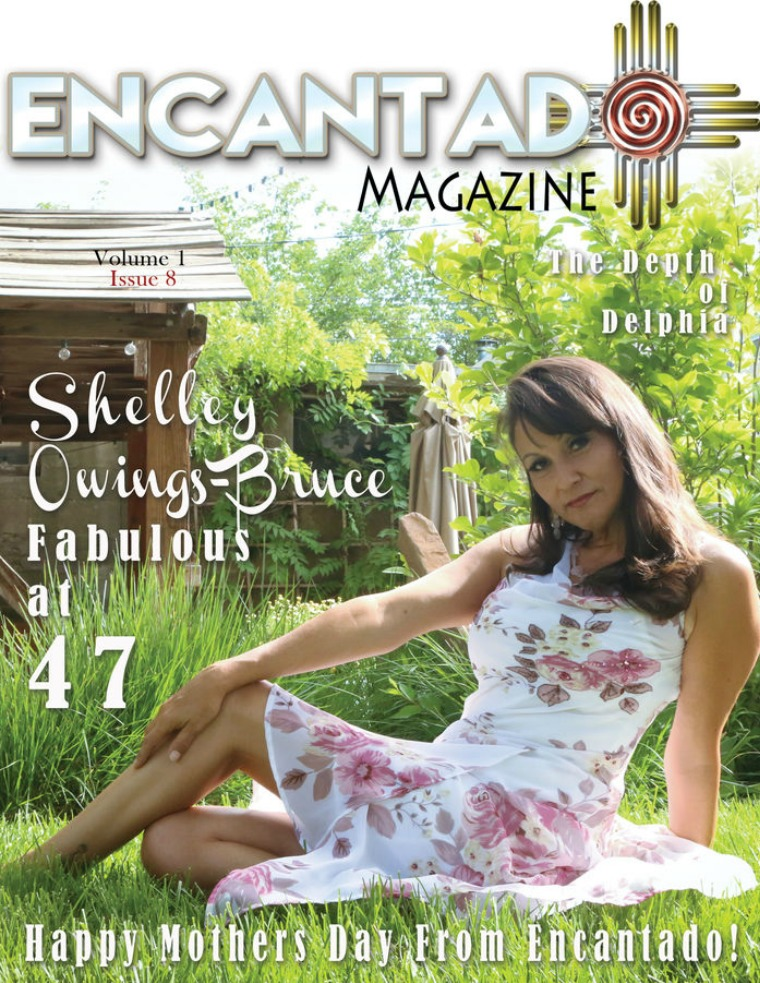 Encantado Magazine May export