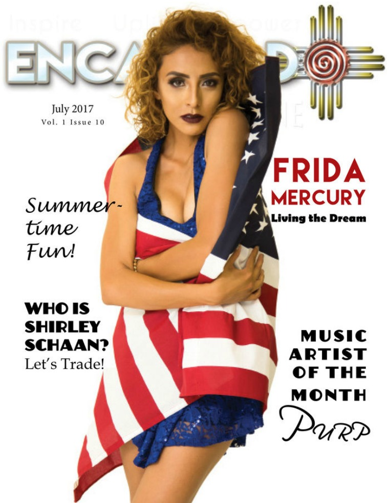 Encantado Magazine July Issue