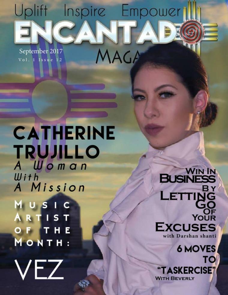 Encantado Magazine September Issue