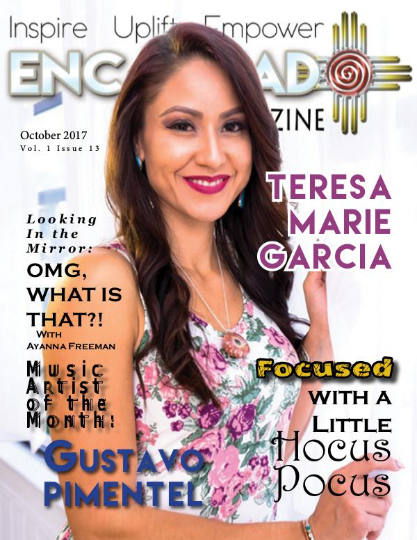 Encantado Magazine October 2017 Issue