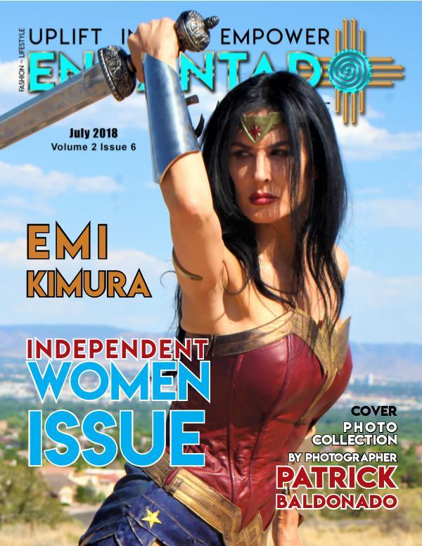 Encantado Magazine 2018 July Issue