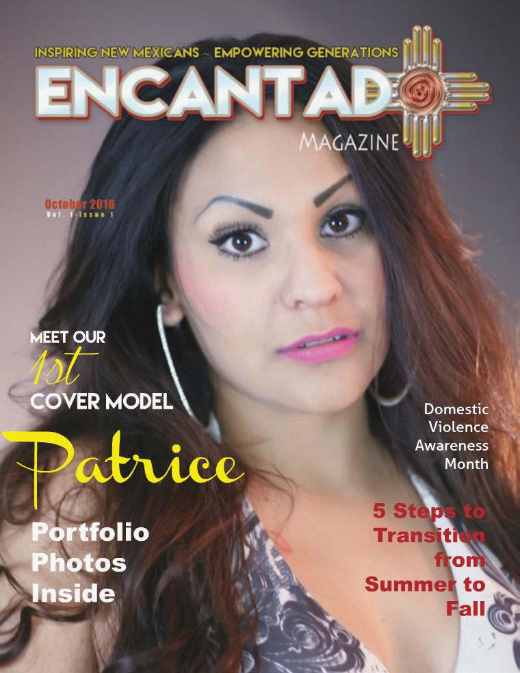 Encantado Magazine 1