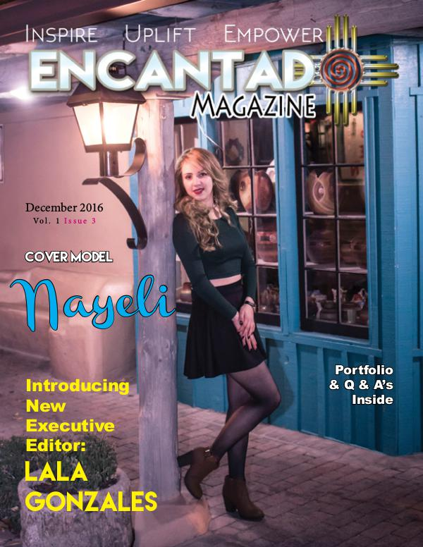 Encantado Magazine volume 1 issue 3