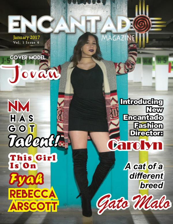 Encantado Magazine Volume 1 Issue 4