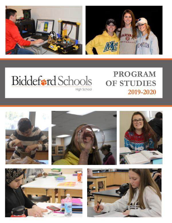BHS 2019-2020 Program of Studies BHS-Program of Studies 2019_2020 SINGLE PAGES