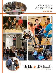 Biddeford High School Program of Studies 2020-2021