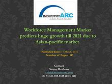 Workforce Management Market predicts huge growth till 2021 due to Asi