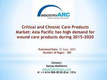 Critical and Chronic Care Products Market: opsite is the major app