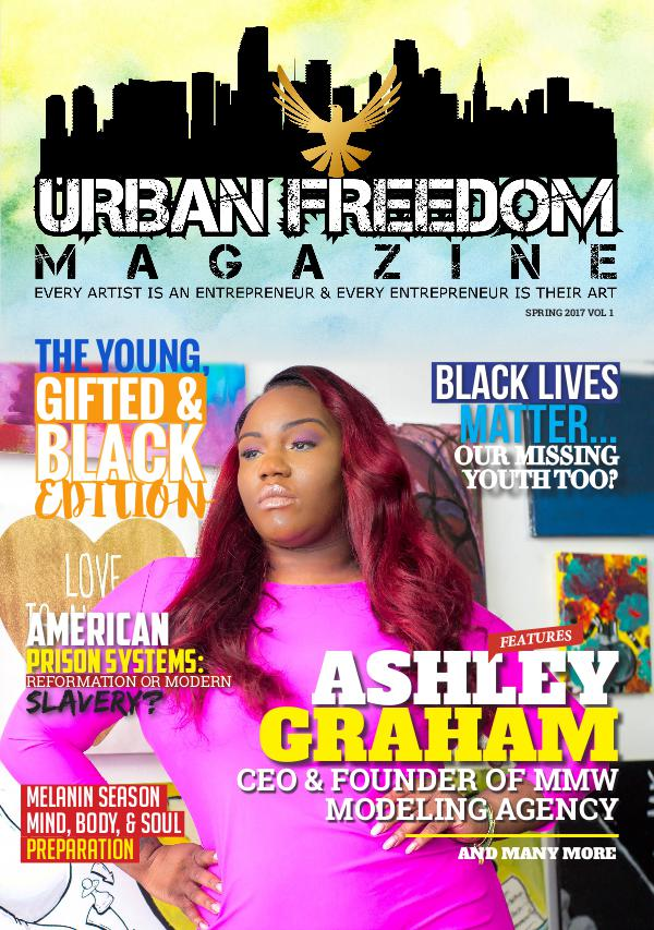 Urban Freedom Magazine Vol1