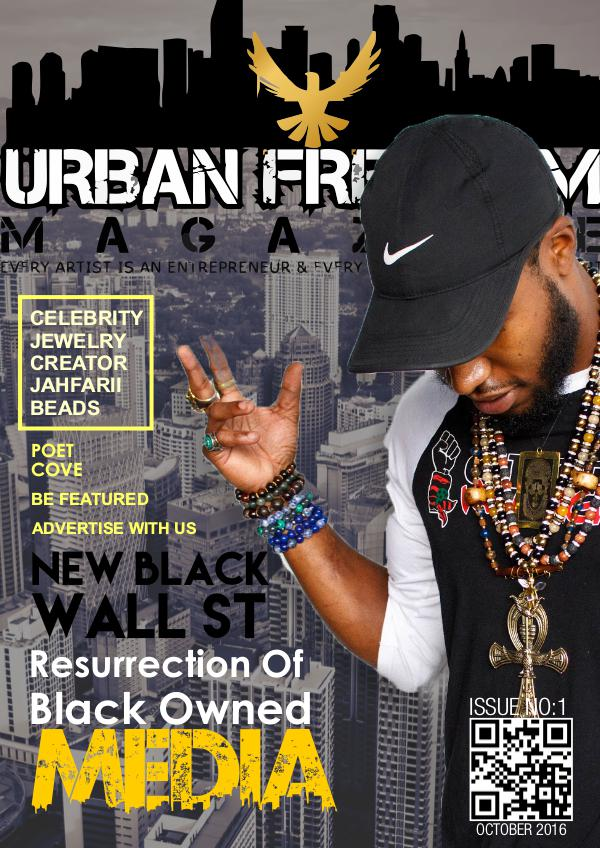 Urban Freedom Magazine Fall2016