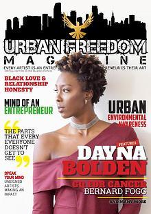 Urban Freedom Magazine