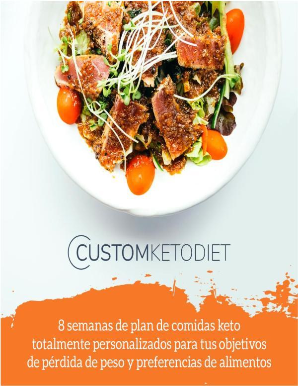 Custom Keto Diet Pdf Gratis Español 2021