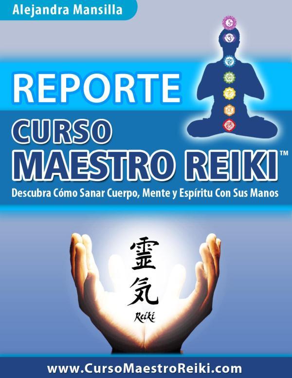 Curso Maestro Reiki Alejandra Mansilla Pdf 2021