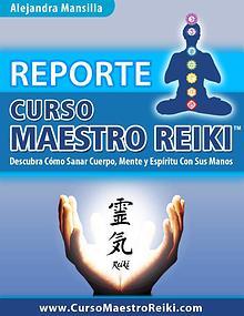 Curso Maestro Reiki Alejandra Mansilla Pdf