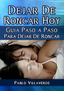 DEJAR DE RONCAR HOY PDF PABLO VILLAVERDE