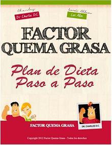 FACTOR QUEMA GRASA  EBOOK PDF