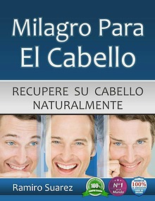 MILAGRO PARA EL CABELLO RAMIRO SUAREZ