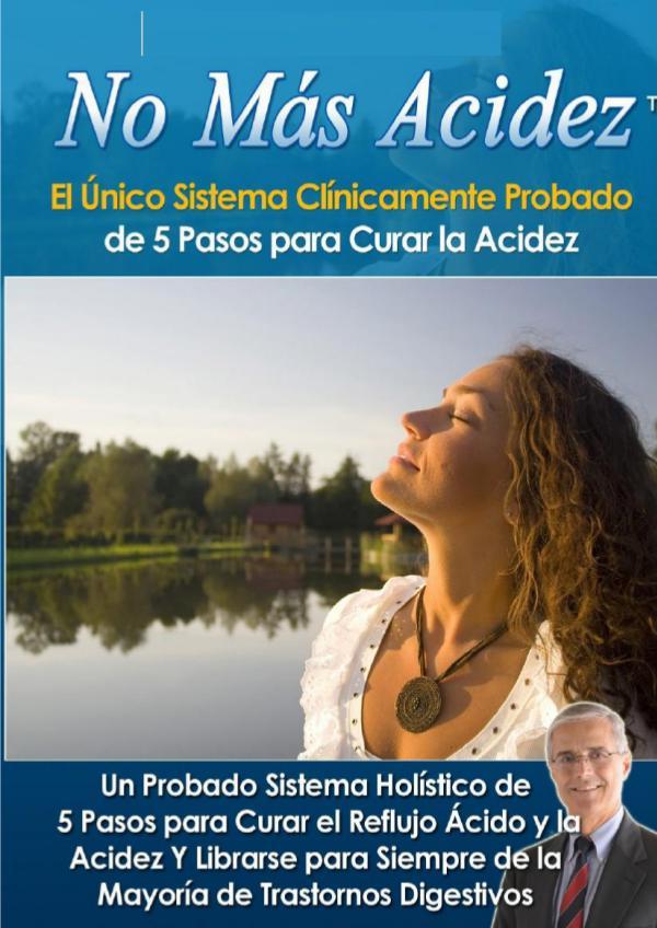 NO MAS ACIDEZ EBOOK PDF DESCARGAR