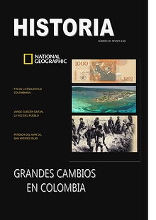 revista historia, grandes cambios en colombia