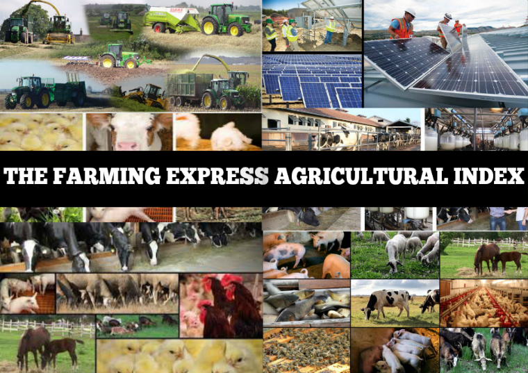 The Farming Express Agricultural Index INDEX