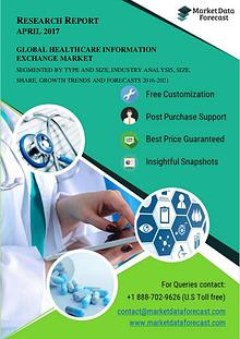 Global Healthcare Information Exchange Market Intelligence Research R