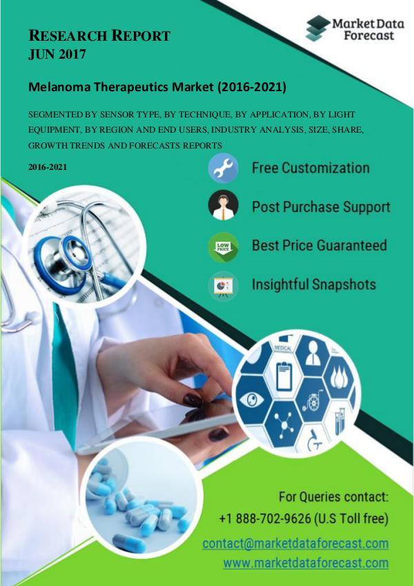 Global Melanoma Therapeutics Market Size Worth Over 4.63 Billion by 2 Global Melanoma Therapeutics Market Size Worth Ove