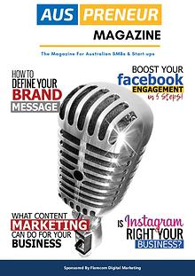 Auspreneur Magazine