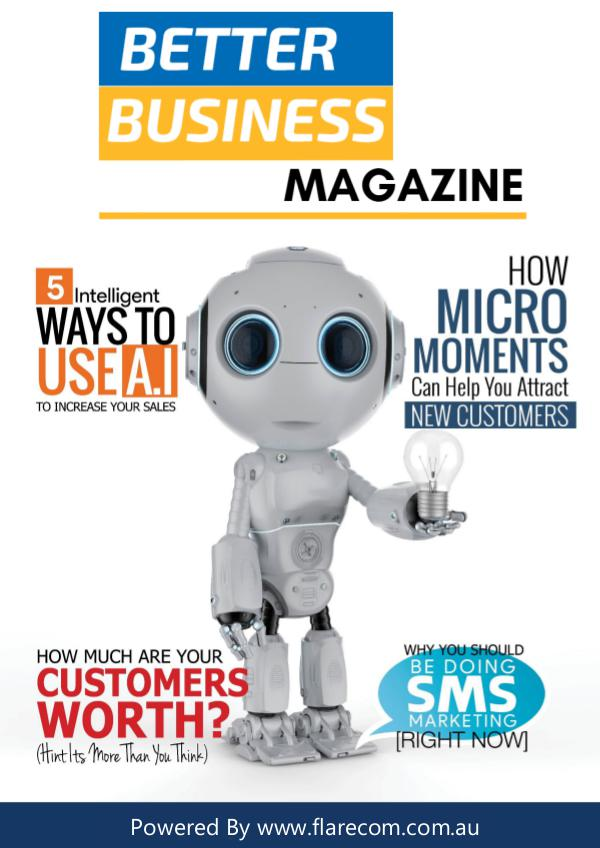 Better Business Magazine Better Business Magazine - March 2019