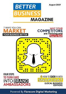 Better Business Magazine - August 2019