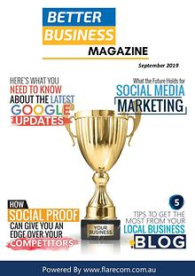 Better Busines Magazine