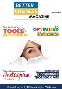 Better Business Magazine March 2020