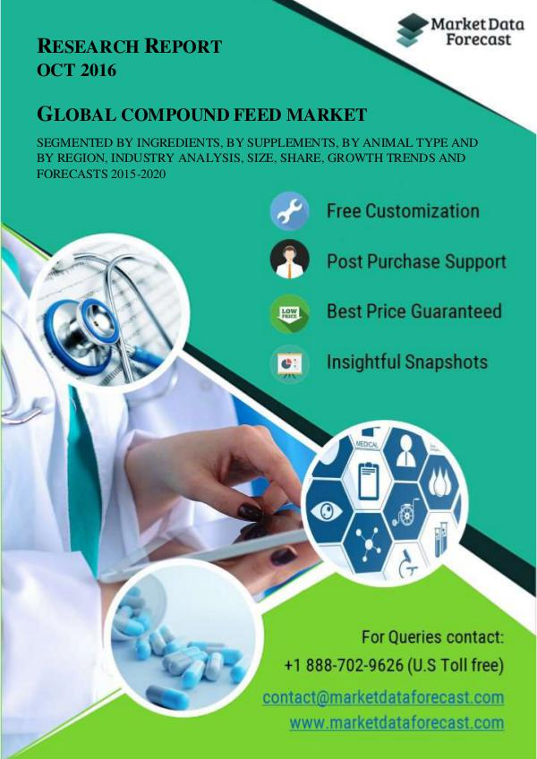 Compound Feed Market OCT2016