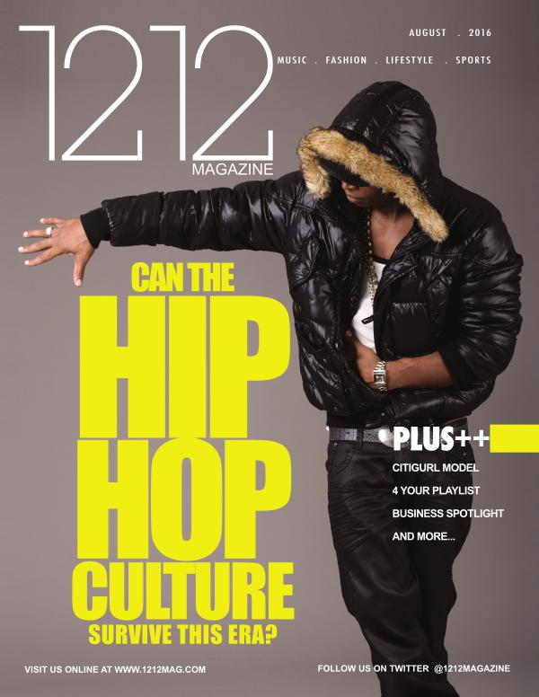 1212 Magazine First Issue