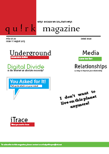 qu!rk magazine