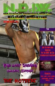 NDIW Wrestling Magazine November, 2013