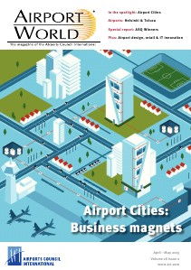 Airport World Issue 2 2013