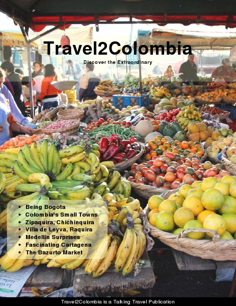 Travel2Colombia Vol.1