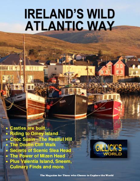 Gillick's World:  Ireland's Wild Atlantic Way Re-published August 2015