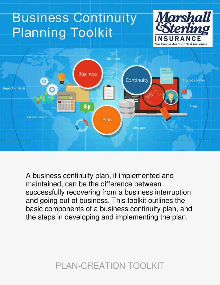 Business Continuity Planning Toolkit