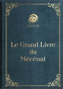 Le Grand Livre du mécénat N°1