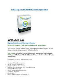 Viral Loop 2.0 Review demo - $22,700 bonus